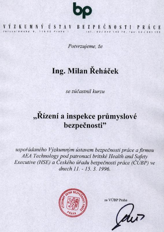 Milan Řeháček